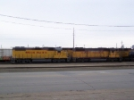 Local Power Sits in the Yard