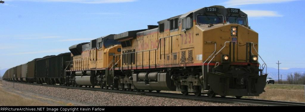 Loaded Coal Train
