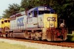 CSX SD40-2 8246
