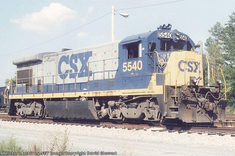 CSX 5540