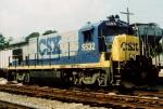 CSX B30-7 5532
