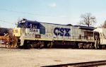 CSX B30-7 5564