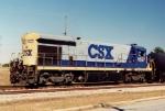 CSX B30-7 5537