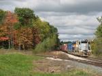 Mid autumn along Marquette Rail