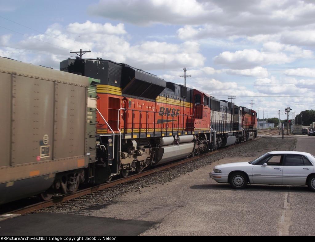 BNSF 9242