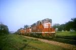 CB&Q SD24 515