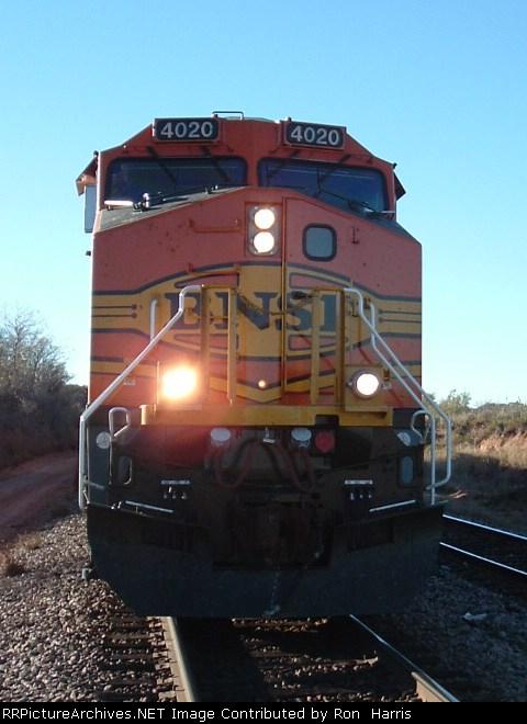 BNSF 4020