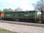 BNSF 6119