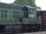 BNSF 6119 SD9