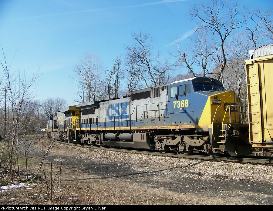 CSX 7368