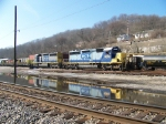 CSX 8059 & CSX 8818 on W012