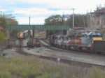 Six unit lashup at Croxton Junction