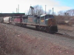 CSX 4784 & HLCX 6513