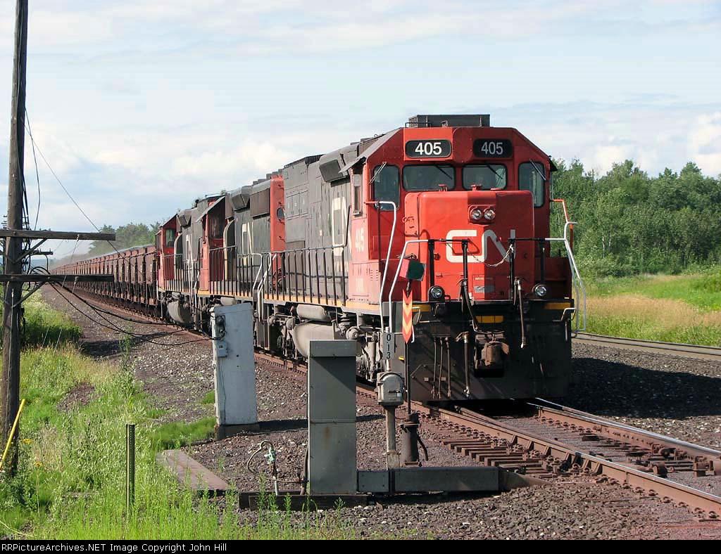 080730067 Southbound DM&IR MinnTac ore loads