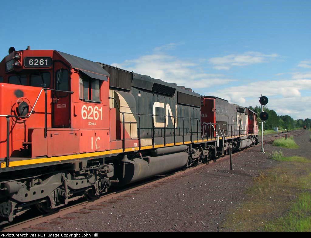 080730068 Southbound DM&IR MinnTac ore loads