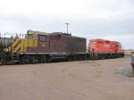 080412002 RRVW 406 and CP 1513 at TCWR shop