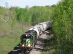 080523001 Westbound BNSF freight