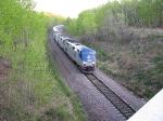 080524002 Eastbound late Amtrak #8