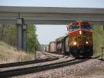 080524005 Eastbound BNSF freight