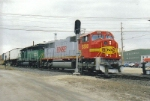 Fresh SD75Iulls hot train #2