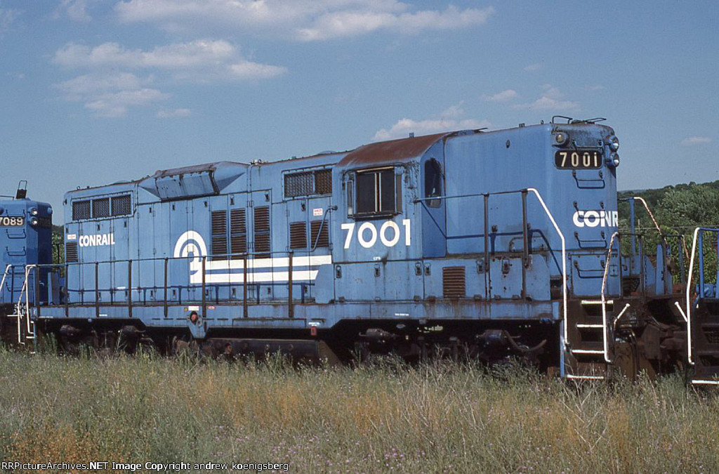 CR 7001