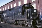 Conrail EMD GP-35 2356