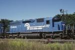 Conrail EMD SD-40 6357