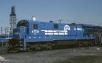 Conrail GE C-30-7A 6556