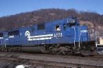 Conrail Electro-Motive Division SD-50 6773