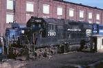 Conrail Electro-Motive Division GP-38 7803