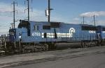 Conrail EMD SD-50 6782
