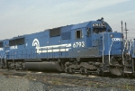 Conrail EMD SD-50 6793