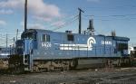 Conrail GE C-36-7 6626