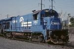 Conrail GE B-23-7 1987