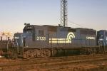 Conrail EMD GP-40-2 3133
