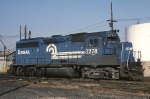 Conrail EMD GP-40-2 3278