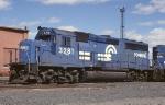 Conrail EMD GP-40-2 3281