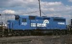 Conrail EMD GP-40-2 3311