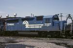 Conrail EMD GP-40-2 3327