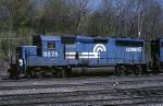 Conrail EMD GP-40-2 3378