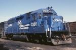 Conrail EMD GP-40-2 3388