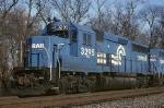 Conrail EMD GP-40-2 3295