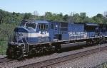 "Conrail ""Superpower"" Electro-Motive Division SD-80MAC 4121"