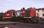 Conrail ALCo RS-3 5395