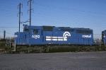 Conrail EMD SD-40 6252