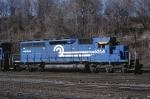 Conrail EMD SD-40 6264