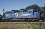 Conrail EMD SD-40 6275