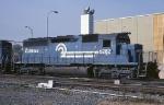 Conrail EMD SD-40 6282