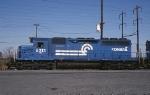 Conrail EMD SD-40 6313