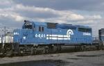 Conrail EMD SD-40-2 6446